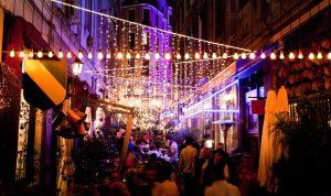 Satdtfest mit HieroCity. Dein Erlebnis-Assistent. Die City App für Stadterlebnis Stadtmarketing Einzelhandel Gamification Events und Smart Shopping. Belebend durch den Shared Activity Builder (KI)